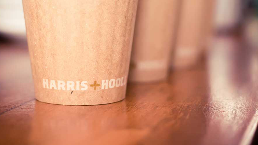 Harris + Hoole: Coffee culture connections in the cloud