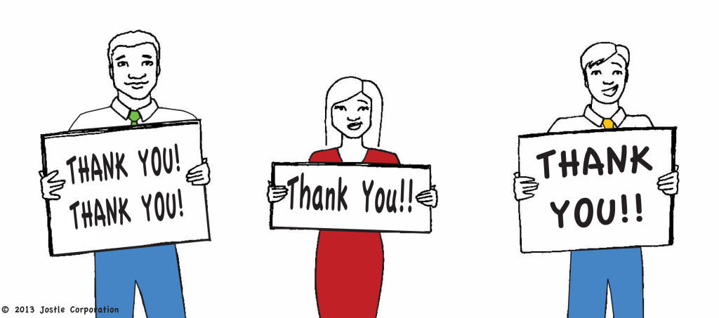 The Power of THANK YOU – Employee Engagement