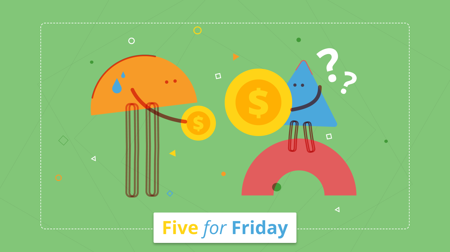Five for Friday: Negotiating salary