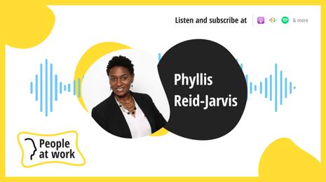 21st century workforce considerations feat. Phyllis Reid-Jarvis