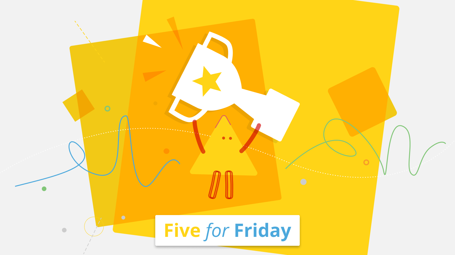 Five for Friday: Culture champions