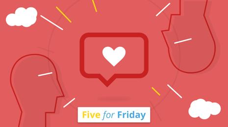 Five for Friday: Gratitude