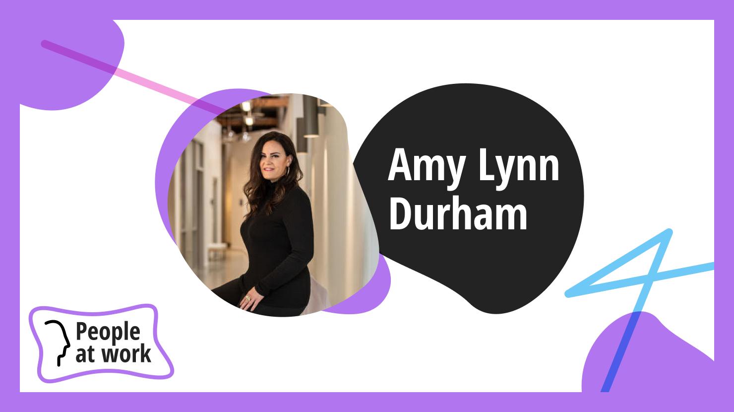 Why we need spiritual intelligence (SQ) at work with Amy Lynn Durham