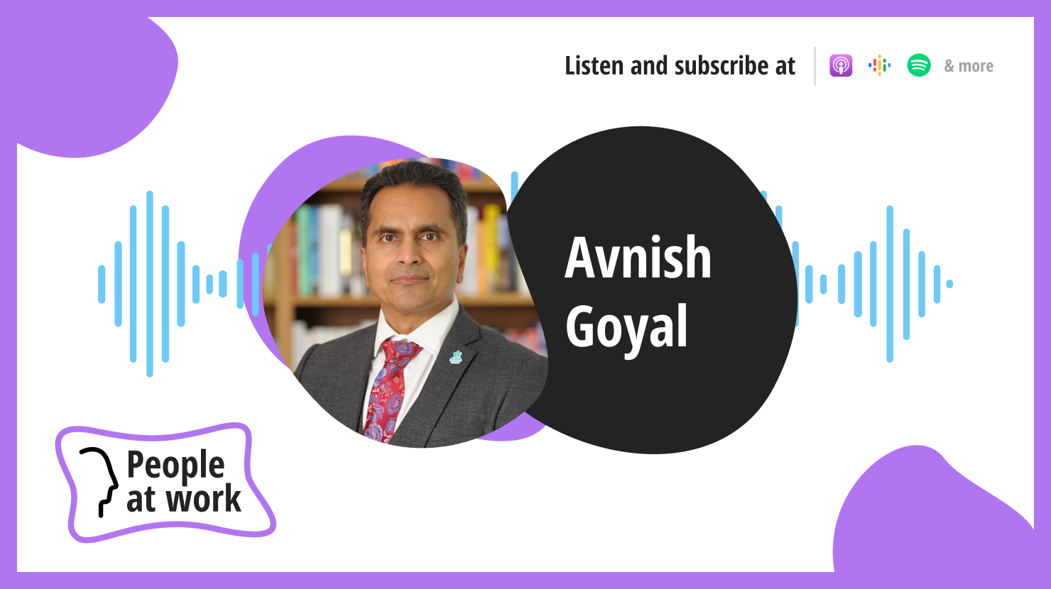Personal development in the workplace feat. Avnish Goyal