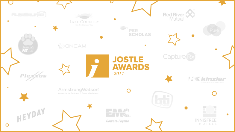 Roll out the red carpet: Jostle Awards 2017 winners!