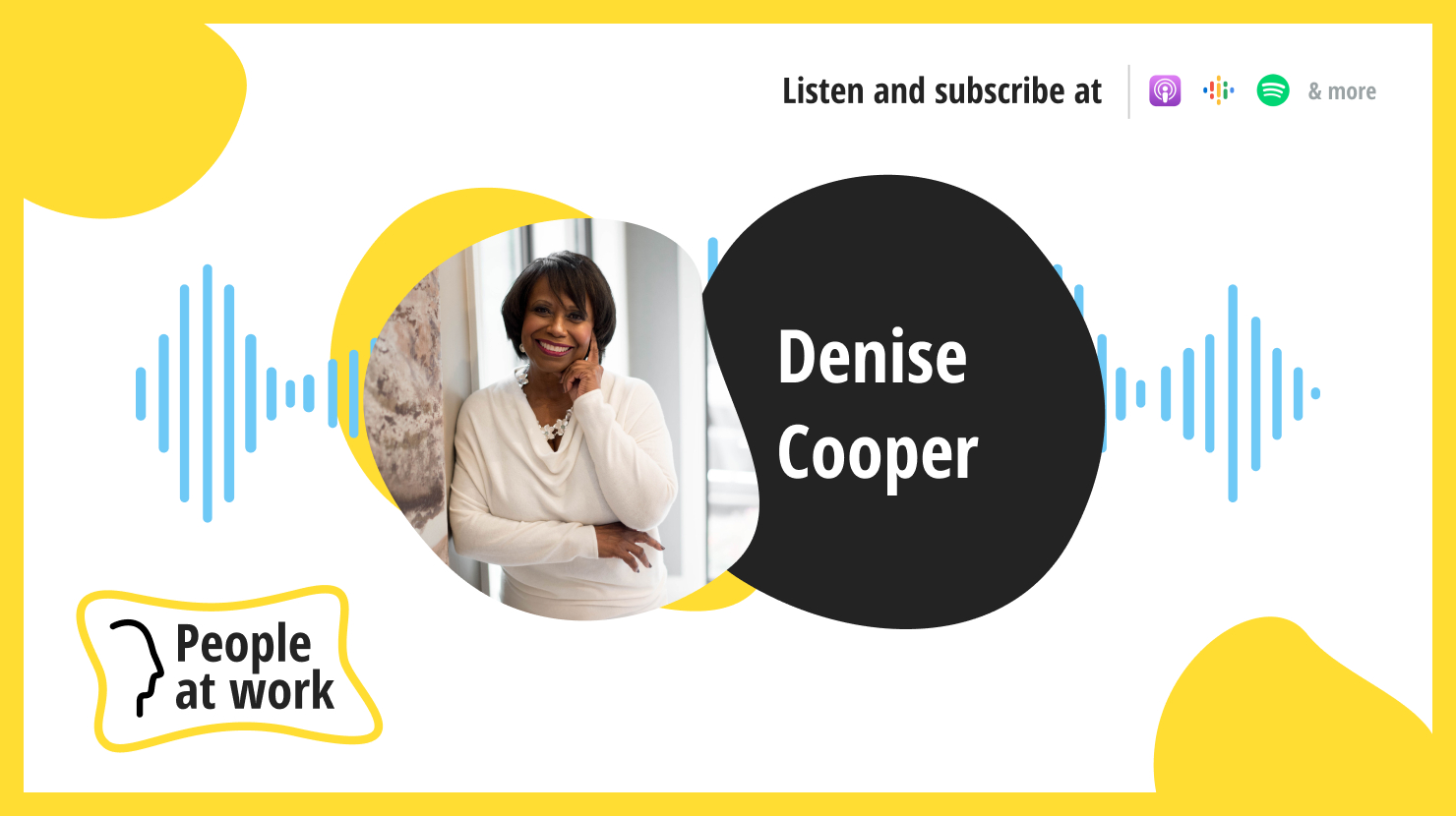 Career management has changed with Denise Cooper
