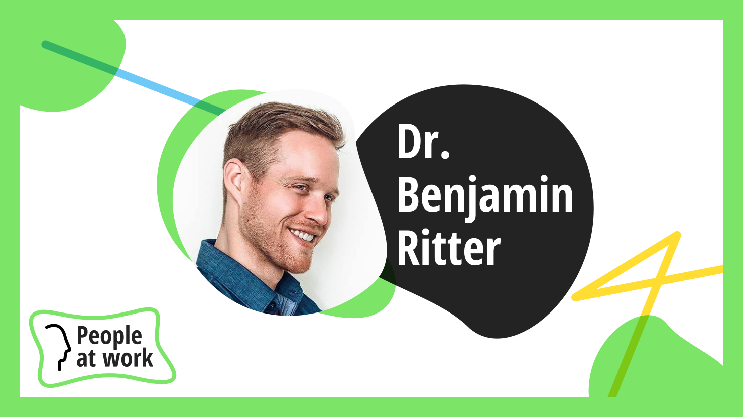 Job crafting is the way forward with Dr. Benjamin Ritter