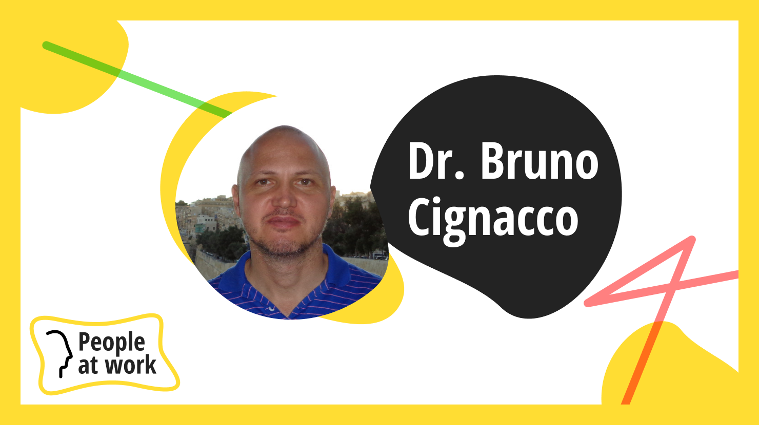 Love should be part of business says Dr. Bruno Cignacco