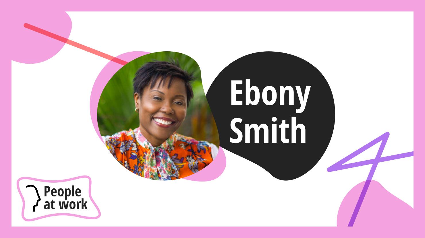 You can thrive in VUCA environments says Ebony Smith