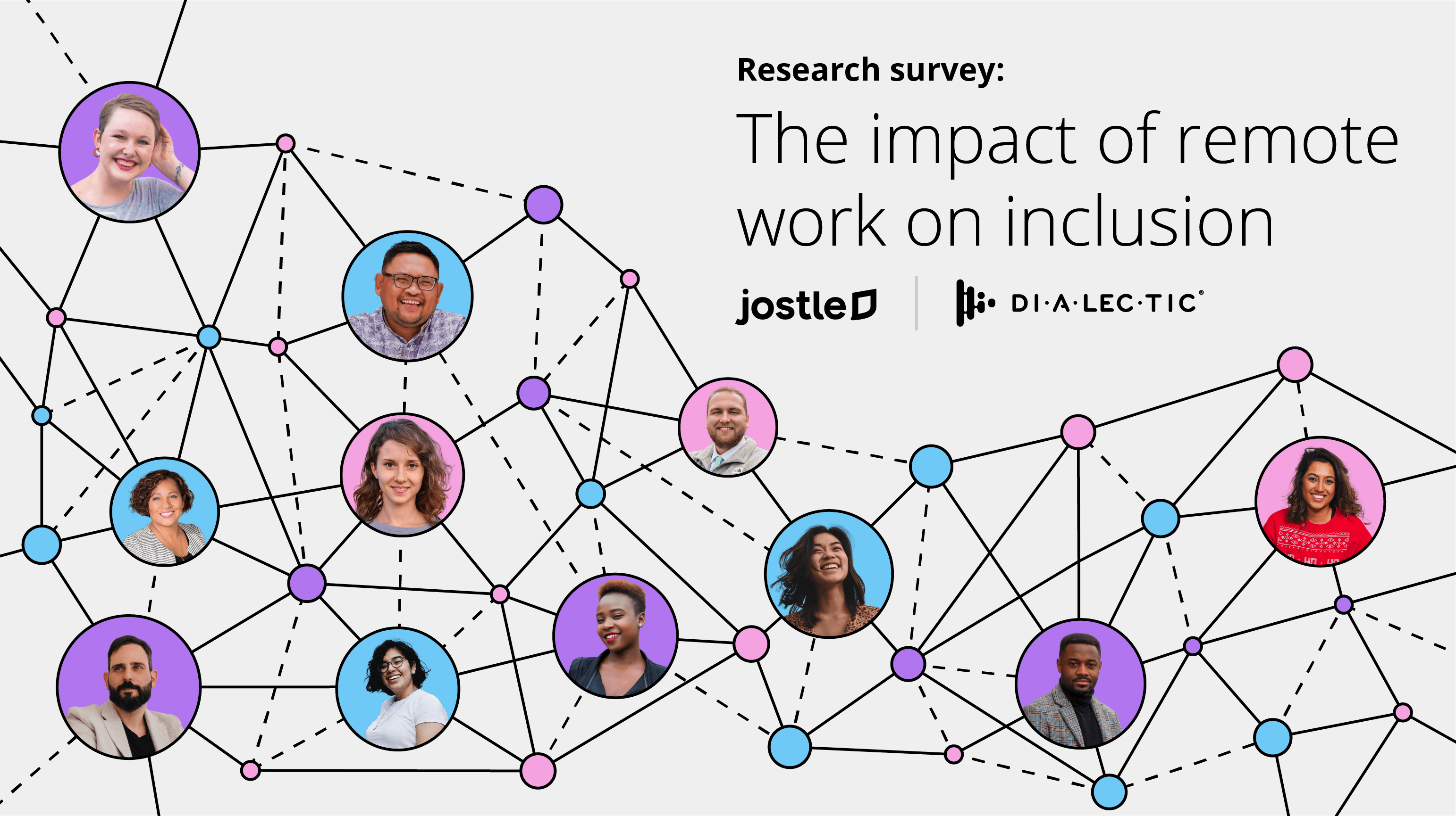 Help us find out the impact of remote work on inclusion
