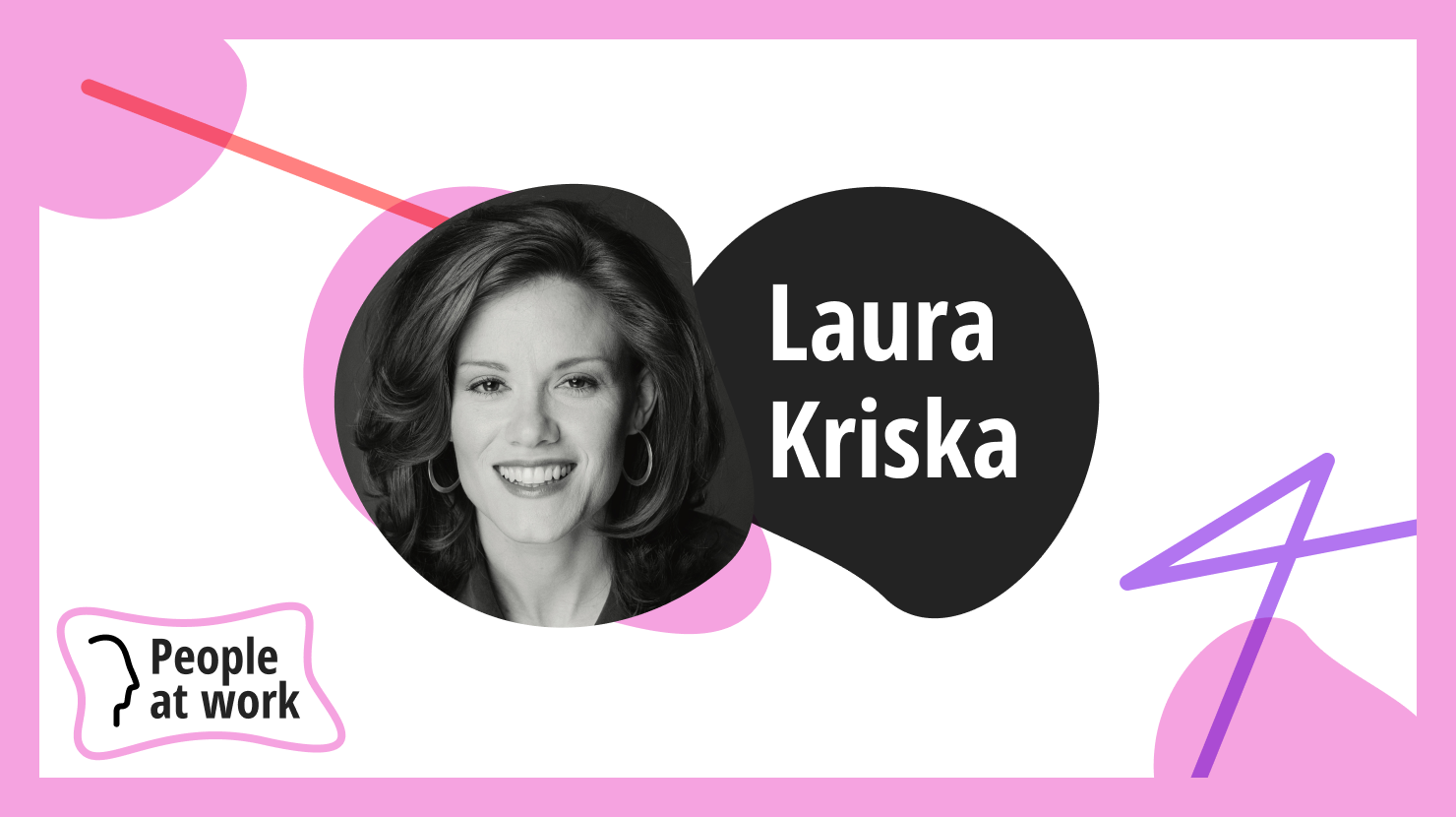 Look for invisible information when relating to others says Laura Kriska