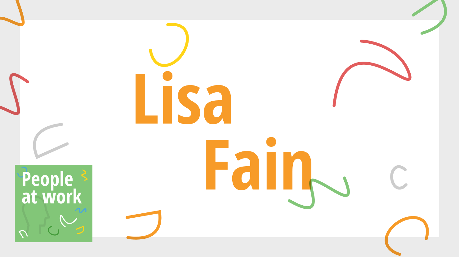 Why mentoring should be an organizational strategy with Lisa Fain