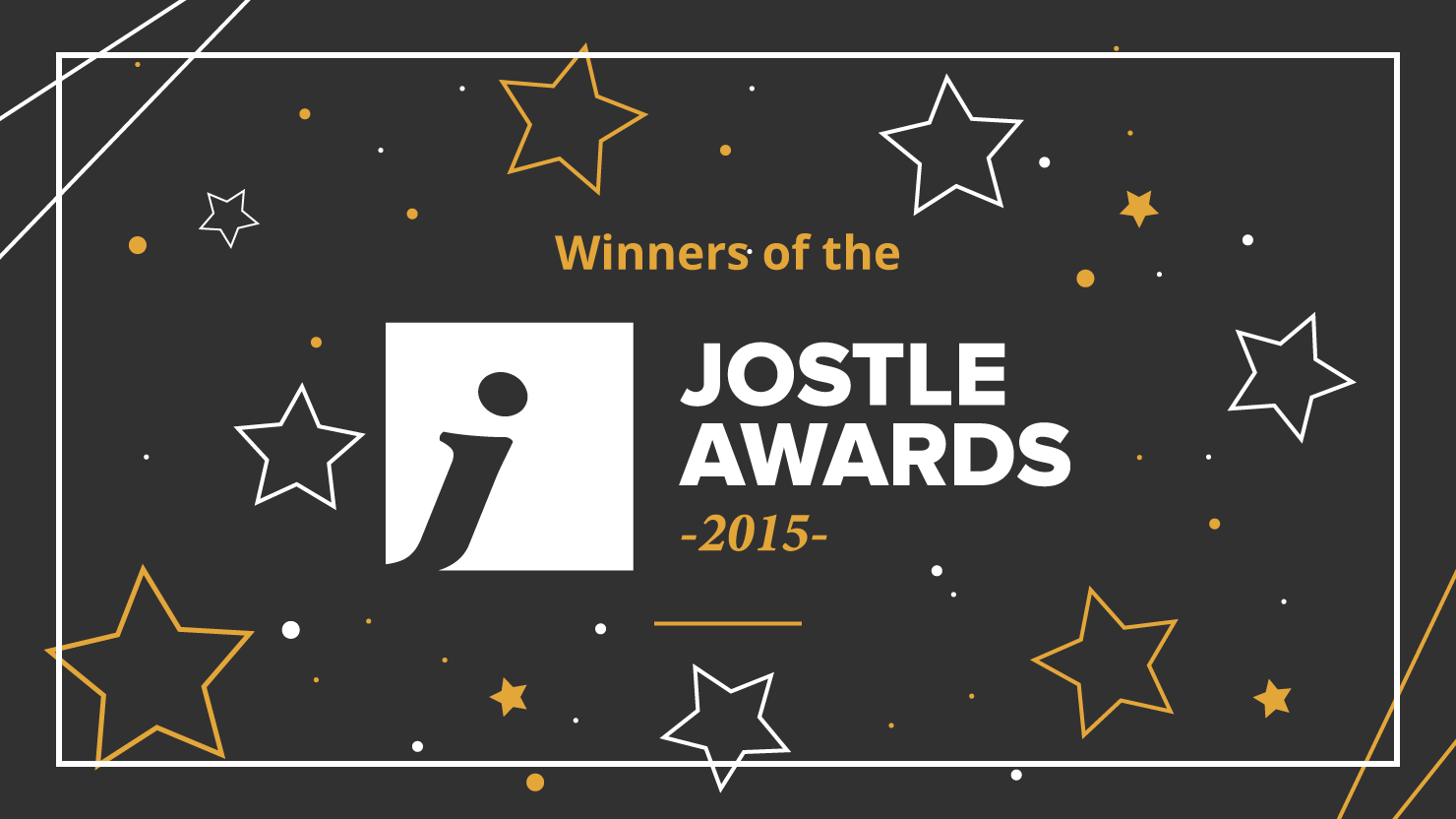 Jostle Awards 2015 Winners revealed!
