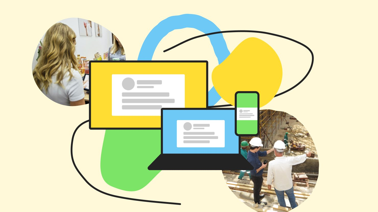3 ways an intranet can connect and engage deskless employees