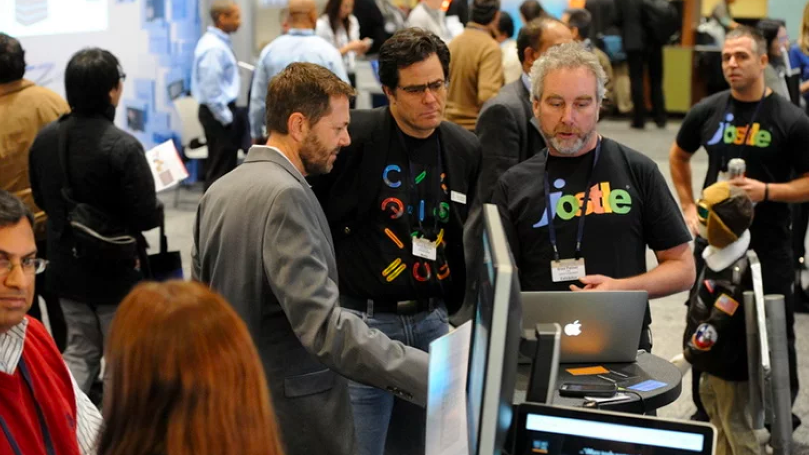 Jostle Steals the Show at E2 Innovate