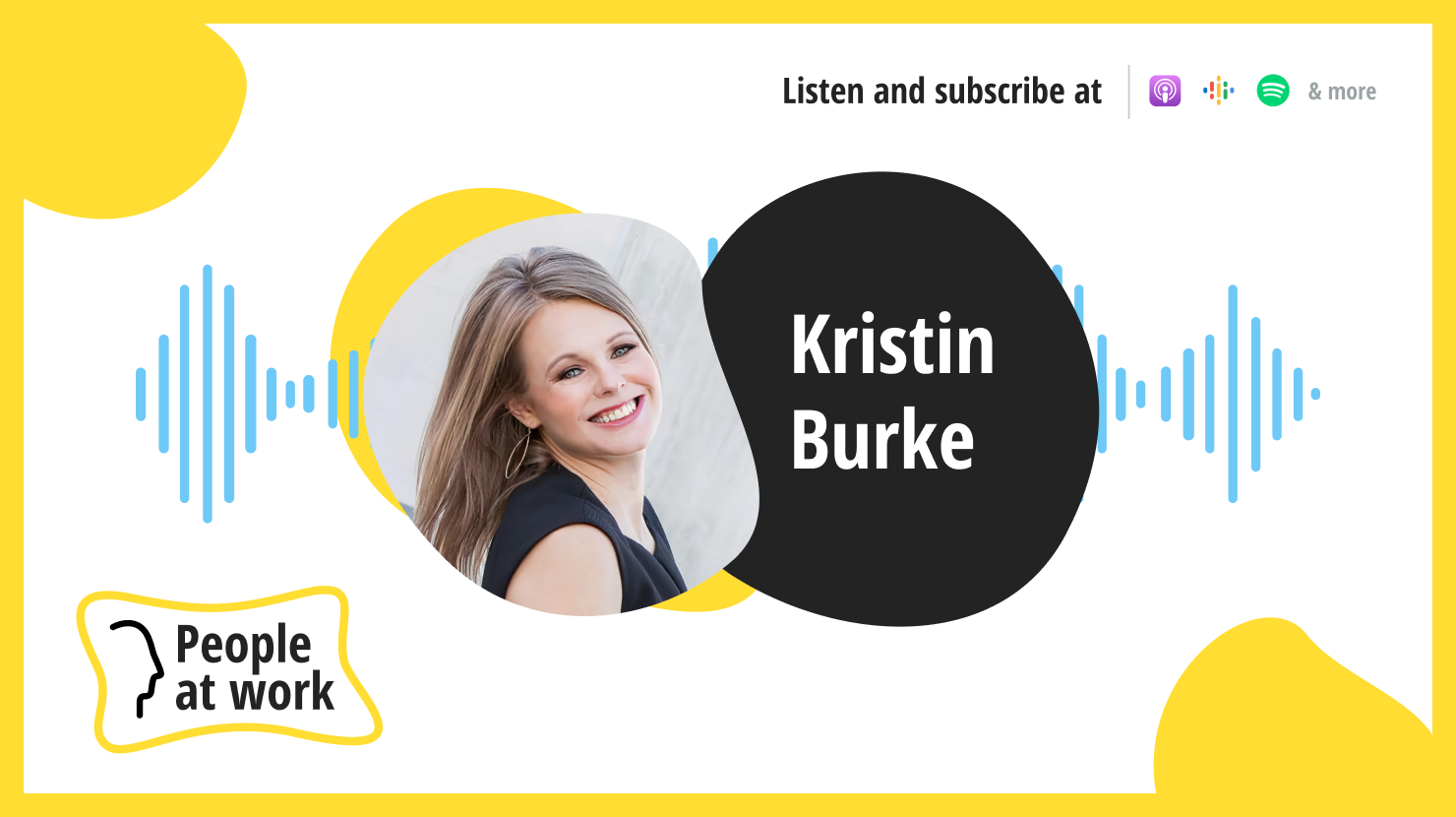 Take control of your goal setting with Kristin Burke
