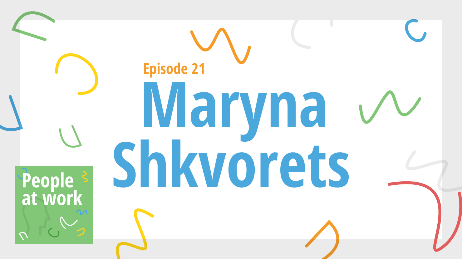 Honor thy introverts with Maryna Shkvorets