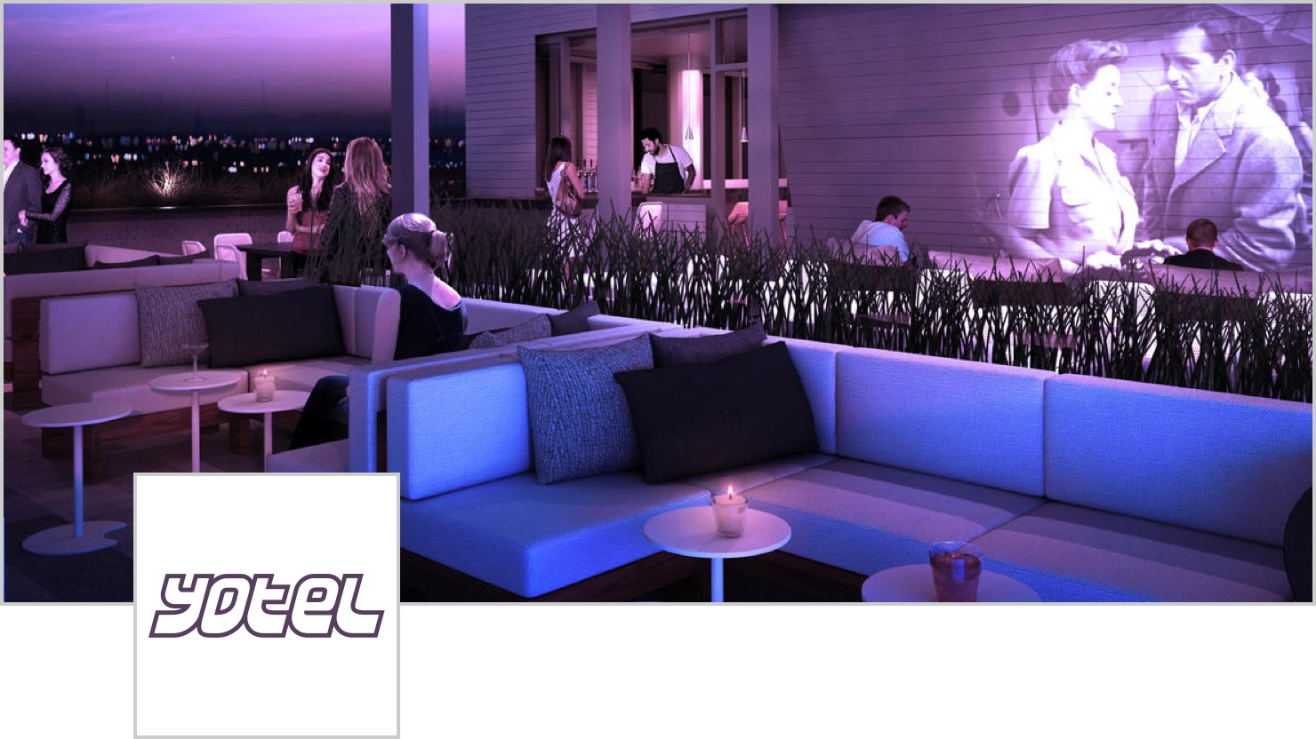 Brand, values, and communication reach YOTEL's global workforce